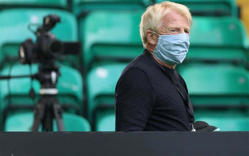 Image for Update on Gordon Strachan's Celtic role
