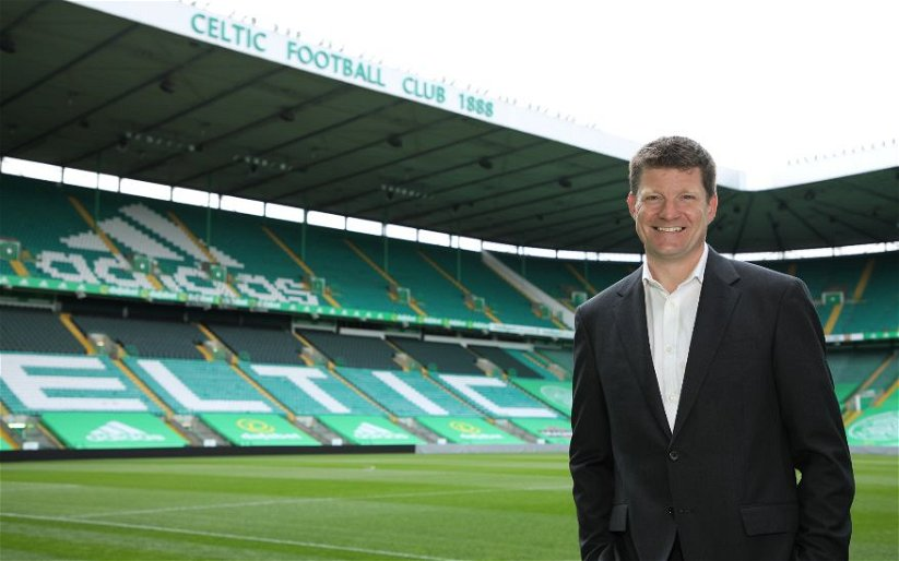 Image for Dom McKay's shock 72 day announcement rocks Celtic